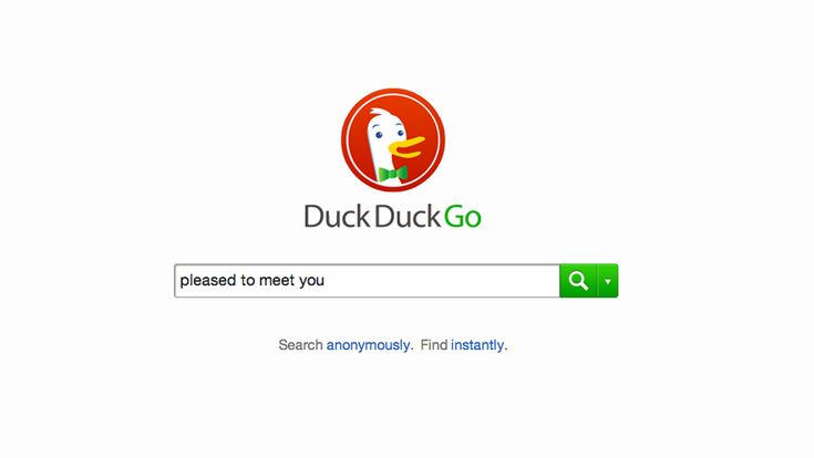 DuckDuckGo is an alternative search engine you can use; its recommended for those who are concerned with online privacy. It may not be Google, but it's still cool.