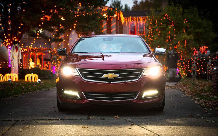 KBB.com Names 2014 Chevy Impala Most Comfortable Car Under $30,000