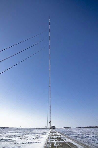 KVLY-TV Mast Tower