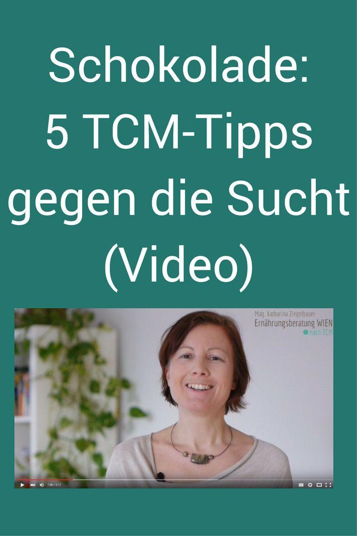 Schokoholic? 5 TCM-Tipps, wie du von der Schokoladensucht loskommst. Ich war selber betroffen - es funktioniert! Schau dir das kurze Video mit den konkreten Tipps für Süßhunger an.