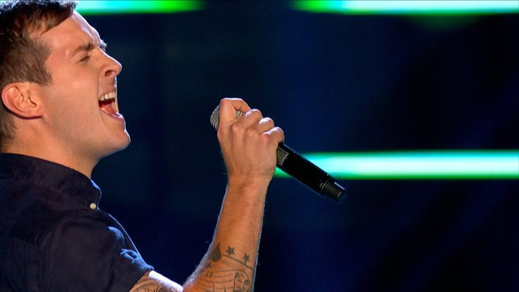 Stevie McCrorie performs 'All I Want' - The Voice UK 2015: Blind Auditio...
