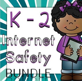Internet Safety and Digital Citizenship Interactive Notebook Pages for Primary Grades.  15 Interactive notebook pages to supplement your internet safety or digital citizenship curriculum. These pages are designed to go with the Common Sense Media lessons for Internet Safety. Ideal for a classroom using interactive notebooks. $
