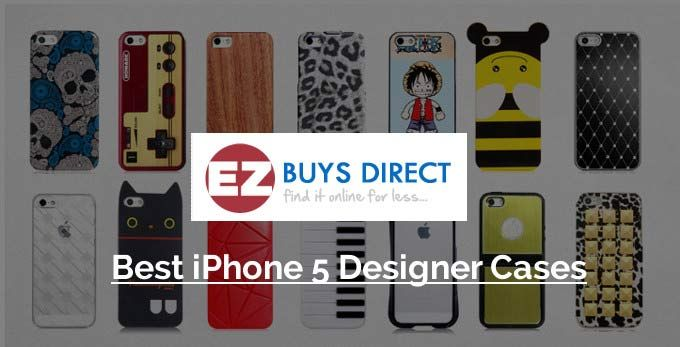 The Best Designer iPhone 5 Cases That Are Insanely Affordable (with Free Shipping!)