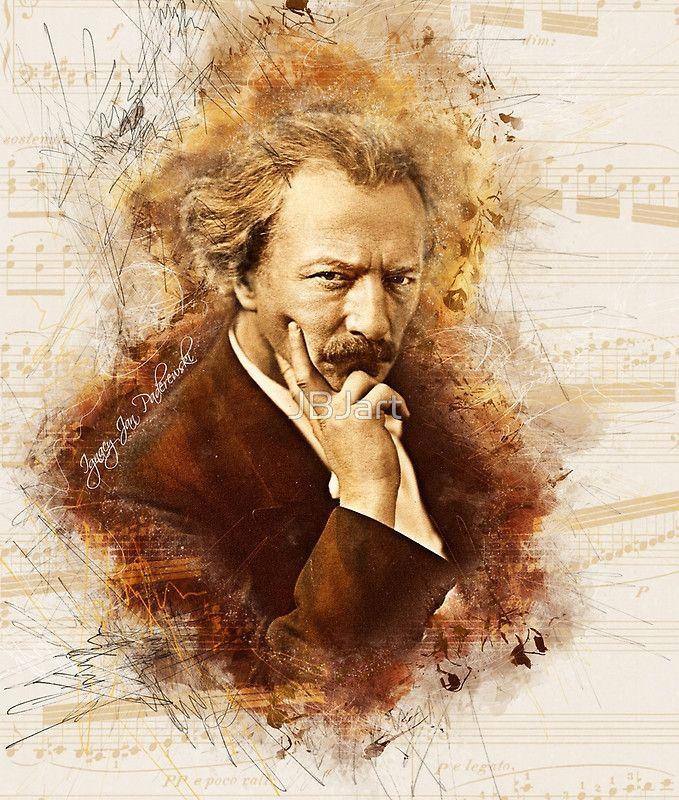Paderewski pianist