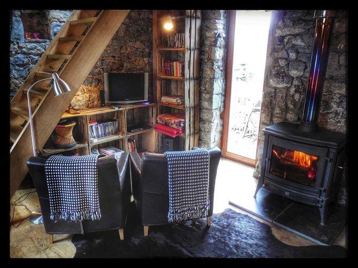 Houtvuur ardennen vakantiehuis inspiratie belgie pinterest cottages inspiratie en met - Ideeen van interieurdecoratie ...