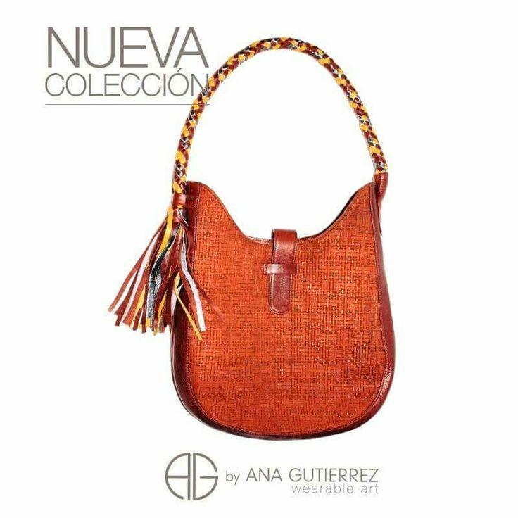 By Ana Gutierrez Wearable Art