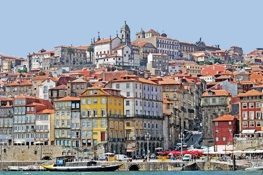 la Ribeira, coeur historique de Porto