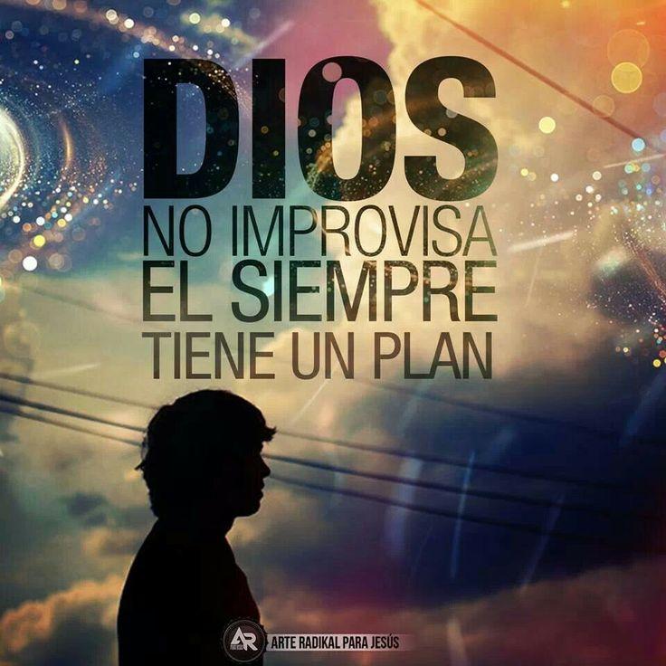 Los planes de Dios son perfectos♥