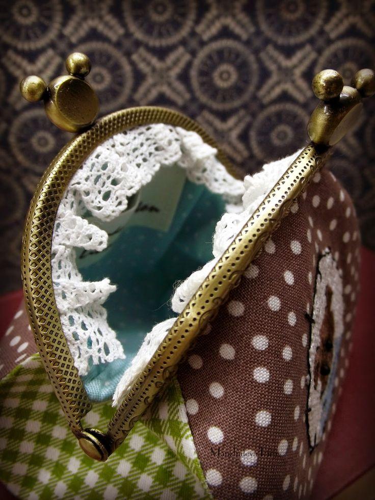 Дом маленькой Феечки: Вышивка