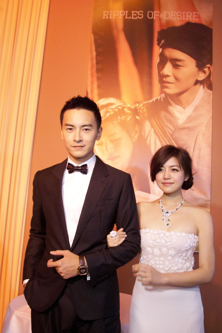 Michelle Chen and Joseph Cheng