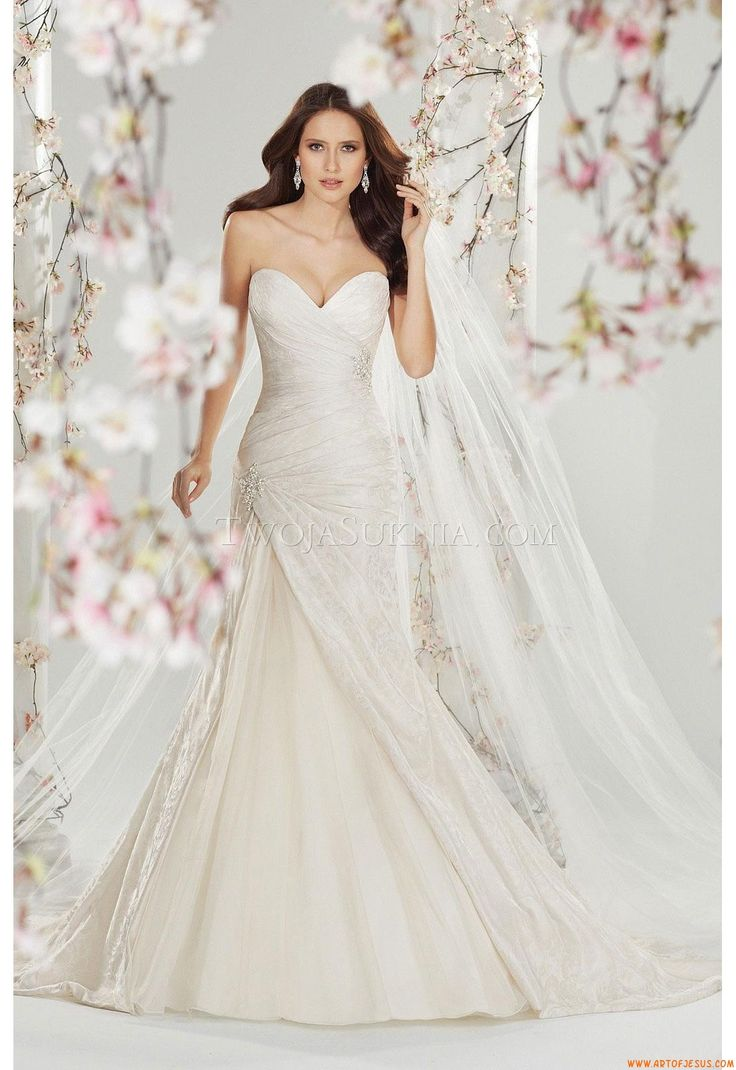 Wedding Dresses Sophia Tolli Y11401 Spring 2017