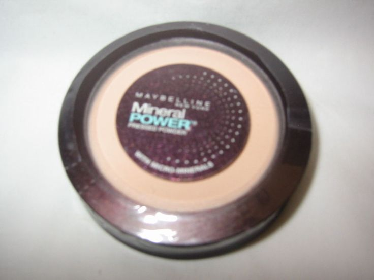 Face Powder: Maybelline Mineral Power Finishing Veil Pressed Powder X 1 Light -> BUY IT NOW ONLY: $40.99 on eBay!