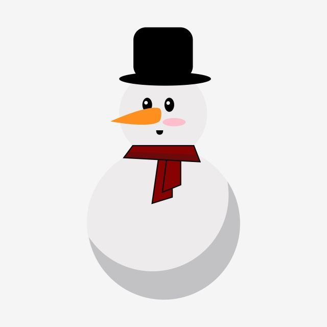 Snowman Clipart Png Vector Element Winter Clipart Snow Man Snowman Png And Vector With Transparent Background For Free Download Snowman Clipart Clip Art How To Make Snow
