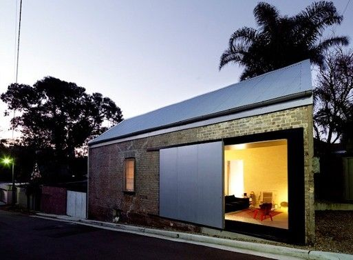 The Shed by Richard Peters Associates — Architecture-Design -- Better Living Through Design