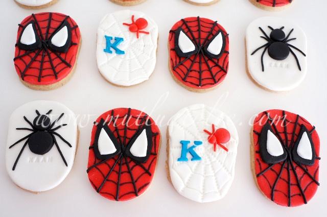 spiderman kurabiyeleri, spiderman, örümcek adam, örümcek adam kurabiyeleri, örümcek, erkek çocuk, çocuklar için, kişiye özel, tasarım, doğum günü, doğumgünü, yaş günü, butik kurabiye, kurabiye
