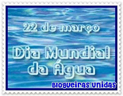 Art E Scraps Blog: Dia mundial da água - Preservar para não faltar