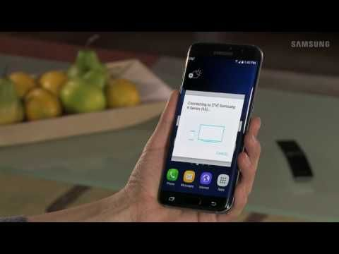2016 Samsung SUHD Televisions - Screen Mirroring with Smart View [How To] - YouTube