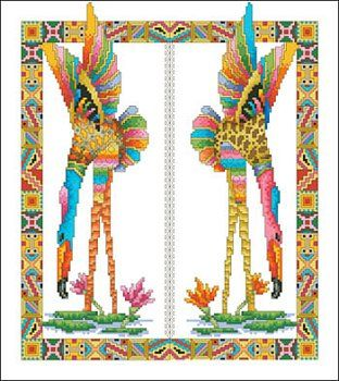 Vickery Collection - Crane Dance – Stoney Creek Online Store