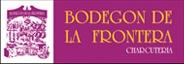 Bodegón de La Frontera  Una CHARCUTERÍA de tradición en la ciudad.