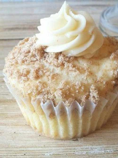 Recipe for New York Style Cheesecake Cupcakes - When I make these people just…