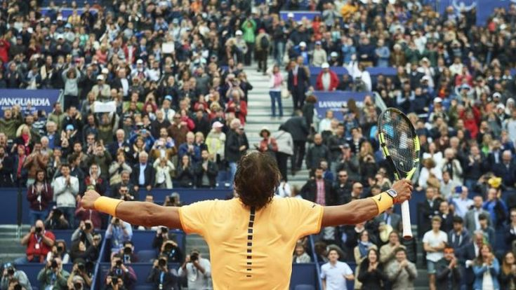 The 65th Comte de Godó Trophy presents a world class tennis line-up, headed by Rafael Nadal, Kei Nishikori, Dominic Thiem, David Goffin, Tomáš Berdych, Roberto Bautista, Pablo Carreño, Alber…