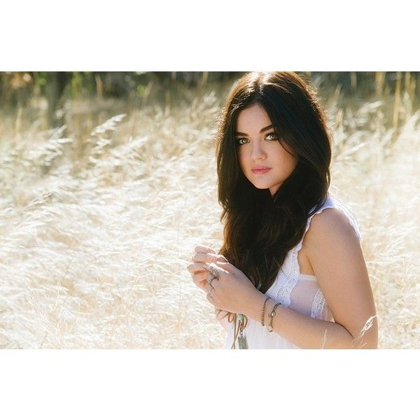 Lucy Hale Q&A On 'Road Between Her Dark Side Life After 'Pretty Little... ❤ liked on Polyvore featuring lucy hale, people, pictures, girls, hair and backgrounds
