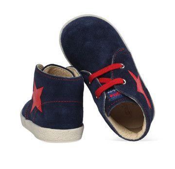 Blauwe Naturino kinderschoenen Falcotto 1371 boots