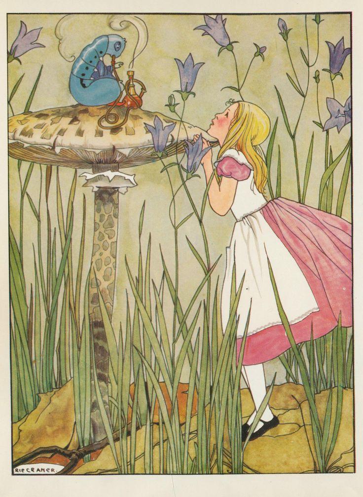 Alice I Wonderland Kort Historie