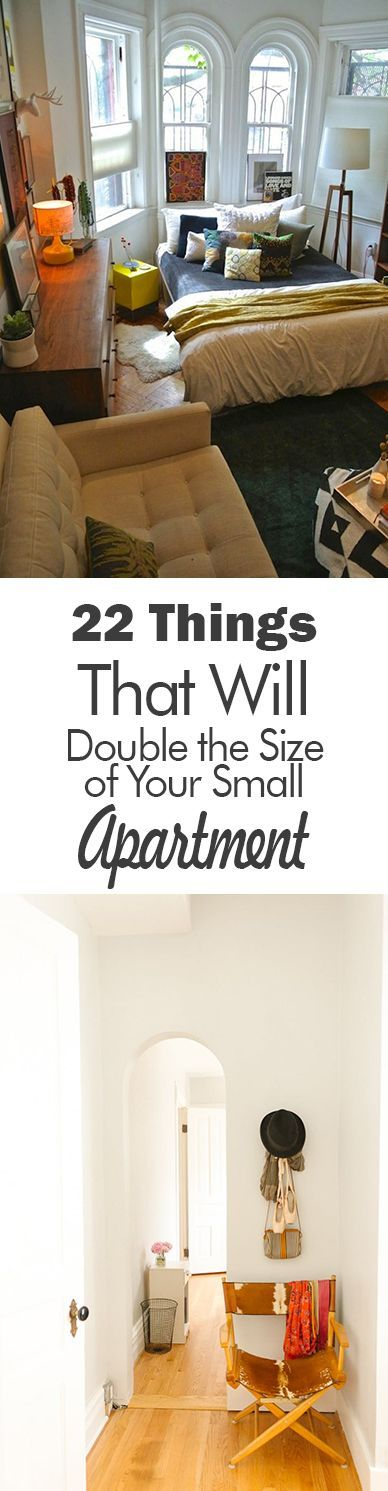 Small Apartment, Small Apartment, How to Decorate A Small Apartment, Tips and Tricks, Interior Design Tips, Small Apartment Decorating Tips, How to Decorate Small Spaces, Popular Pin