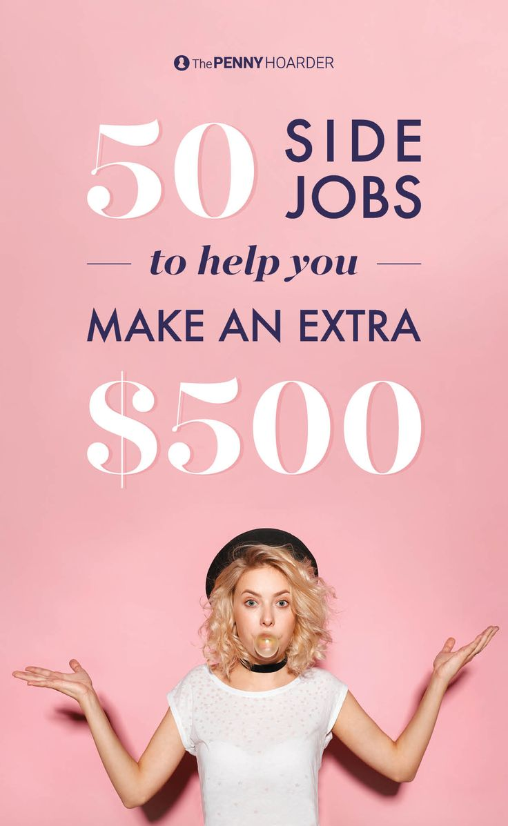 Here's how to make more room in your #budget for the things you love by earning an extra $500 with this 50 #sidehustles anyone can do. Even for the savviest shopper, the urge to splurge when you've just scouted fresh #OOTD inspiration (or, ahem, even that #midcenturymodern accent chair you can't stop thinking about) is real.