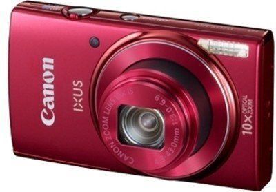 Canon IXUS 155 Point & Shoot Camera price list in India, User Reviews, Rating & Specifications