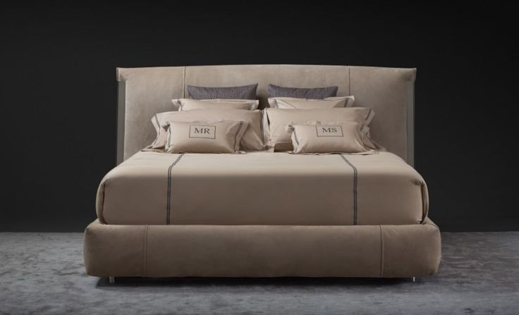 New #Amal #bed by #Flou