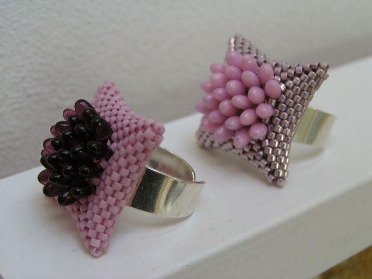 Catrina jewels Chrysanthemid ring,Mikki Ferrugiamo