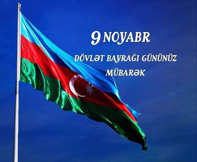 100 Cu Ilin Mubarək Azərbaycan Bayragi Outdoor Decor Decor Wind Sock