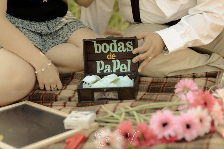 Fotos bodas de papel en Banyoles (Girona)