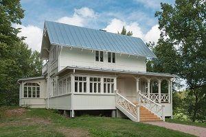 Residenssi Villa Vikan | Teosto