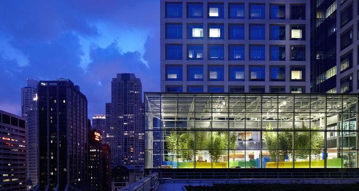 архитектор: Микянг Ким. Mikyoung Kim Design - Crown Sky Garden - Landscape Architecture, Urban Planning, Site Art