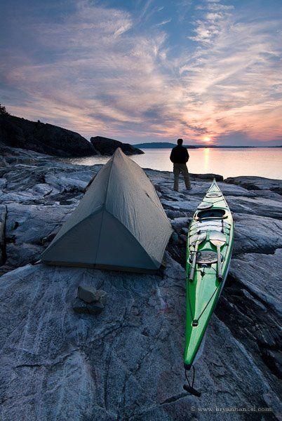 #Kayak Camping Like, Repin, Share, Follow Me! Thanks!