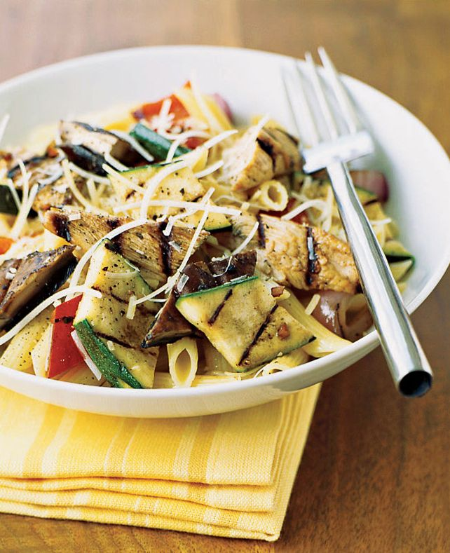 End-of-Summer Pasta | These veggie dishes can be the sleeper hit of any barbecue