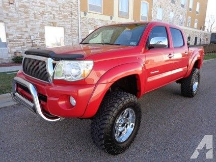red 2008 toyota tacoma sr5 4 door 4x4 | 2007 Toyota Tacoma 4X4 DOUBLE CAB SR5 RED for Sale in Tucson, Arizona ...