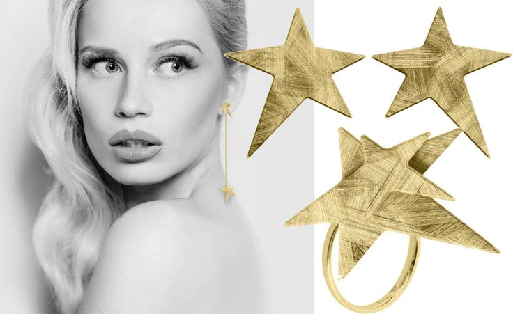 Piper's Stars è la collezione Diva Gioielli che interpreta la creatività…
