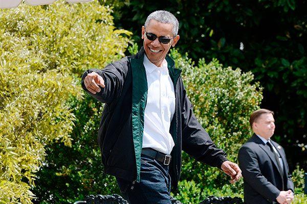 El Presidente Obama se aventurará a viajar con el intrépido Bear Grylls