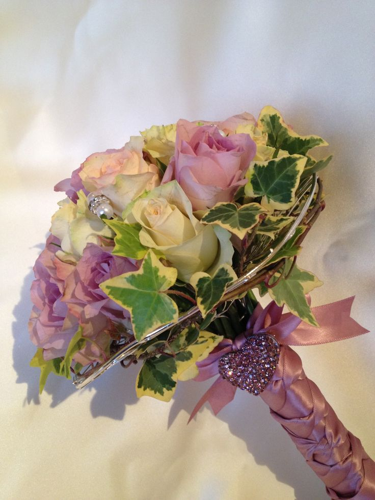 Lovely vintage bouquet Chanan's Floral Events