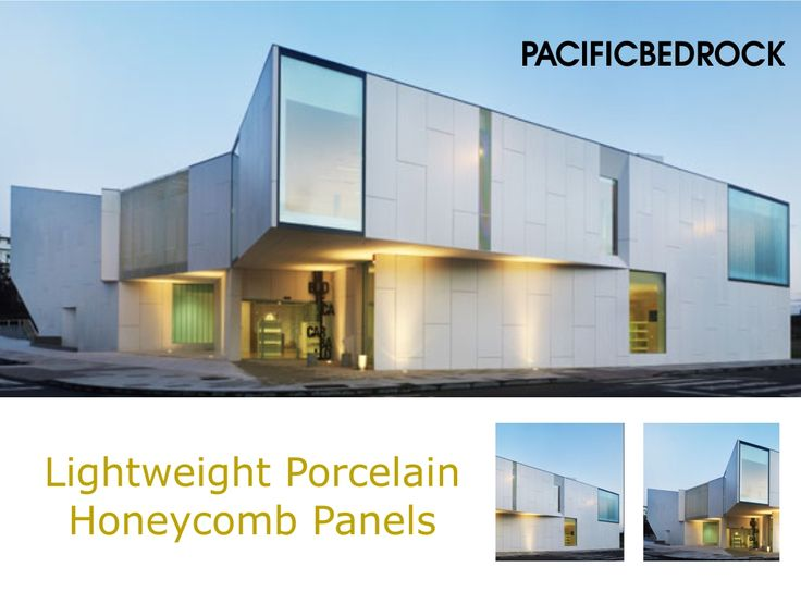 Click here to know advantages of lightweight #porcelain #honeycomb panels - Pacificbedrocks  - https://goo.gl/UC1XMp
