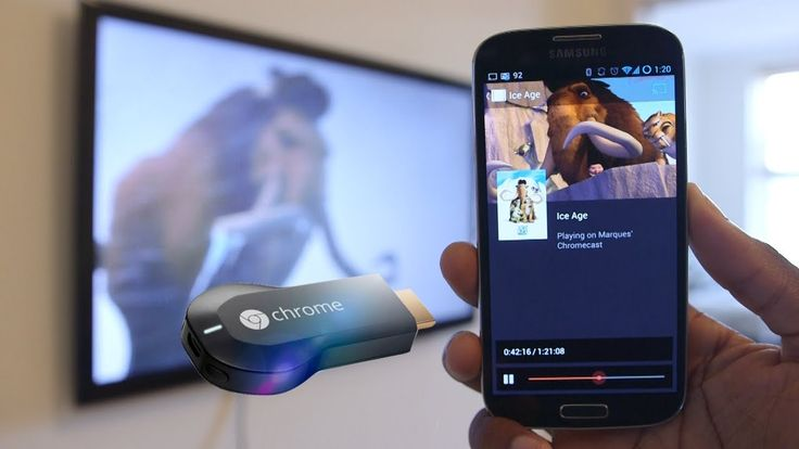 Google Chromecast Review!