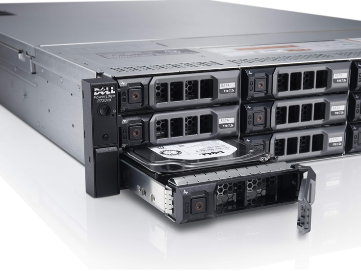 Dell and SGI out of the blocks on Intel E5. Client Intel DCM