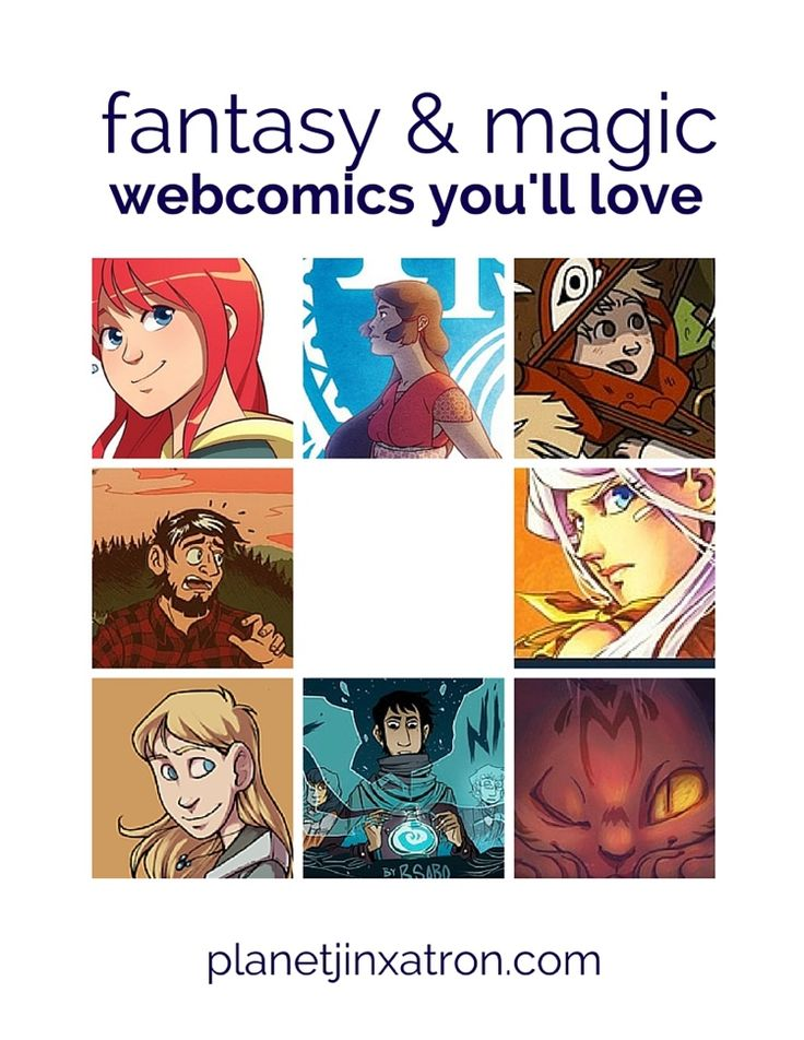 You really should be reading these fantasy webcomics! Kick back and dig in!
