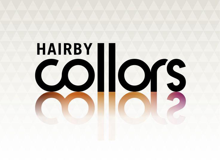 Hairby Collors logo design