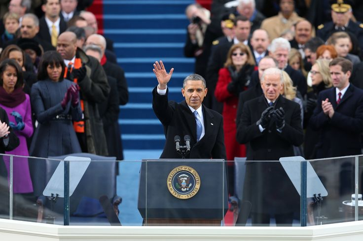 Obama Lays Out Liberal Vision at Inauguration - The New York Times