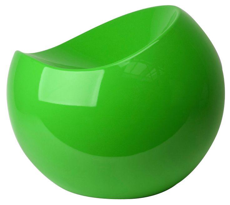 xl boom pouf ball chair